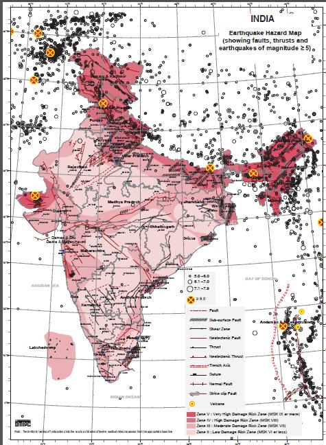 Figure 4- Seismic