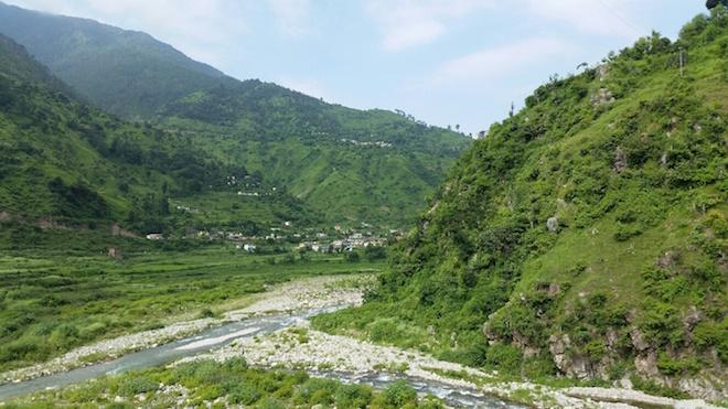 Thatyur village